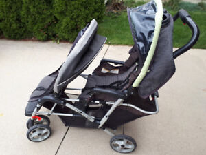 Duo Glider Double Seat stroller