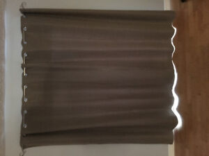 Black out curtains so you can keep your home cool this summer.