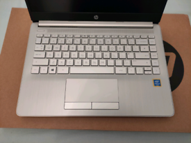 HP LAPTOP LIKE NEW. RRP £329. WITH BOX AND PAPERS. NOT DELL LENOVO.