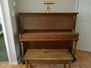 Piano (you move it)
