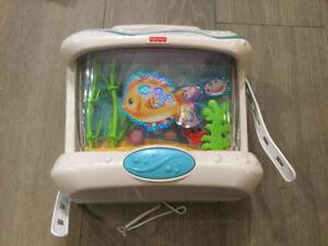 Aquarium pour bébé Fisher Price