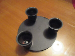 Wrought Iron Taper Candle Holder (Holder ONLY) NEW w Tag