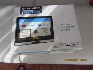 RandMcNally TND TAB 8 pouces TRUCK gps
