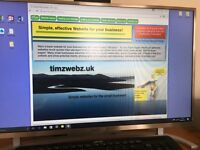 Website Design for the small business - simple but effective sites at affordable prices!