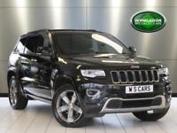 2014 JEEP GRAND CHEROKEE V6 CRD OVERLAND WITH PANORAMIC GLASS SUN ROOF ESTATE DI