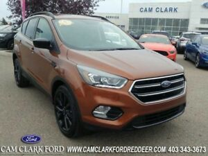 2017 Ford Escape SE  Certified PreOwned-Sport Appearance Pkg-SYN