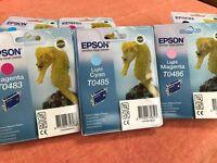 Epsom Stylus Photo printer cartridges REDUCED