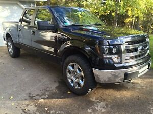 2013 Ford F-150 Super-Crew Cab 6 1/2 ' box