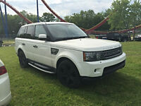 2010 Land Rover Range Rover Sport SC SUV !!!! MINT CONDITION