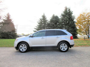 2013 Ford Edge SEL Crossover- LIKE BRAND NEW!!  CERTIFIED $55/wk