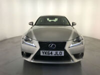 2014 64 LEXUS IS 300H EXECUTIVE EDITION 1 OWNER SERVICE HISTORY FINANCE PX