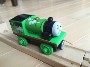 Thomas & Friends - Moving Thomas(talking) & Roll & Whistle Percy