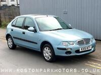 2001 ROVER 25 1.4 iL 5dr [84PS] PX to clear Oct MOT