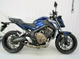 Honda CB650 FA-J 2019 reg bike 3634 miles only superb
