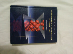 Materials Science and Engineering - An Introduction 6th ed
