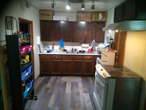 1 bedroom with attached bathroom for rent in a 2 Bhk house