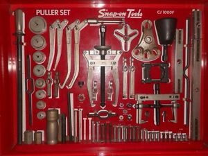 WANTED PULLER SET