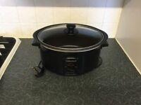 Morphy Richards 3.5l slow cooker