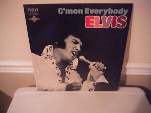 "ELVIS ""C'mon Everybody"