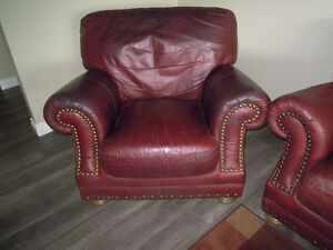 Leather Livingroom Furniture
