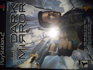 Syphonfilter - Dark Mirror PS2