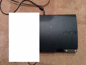 120GB PS3 Slim with all Black Ops DLC