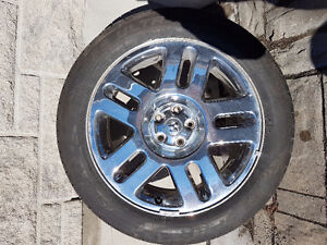 20inch dodge rims/tires