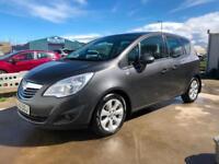 SOLD Vauxhall/Opel Meriva 1.4 16v ( 100ps ) ( a/c ) 2011MY SE