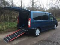 2010 Citroen Dispatch DISPATCH HDI 90 WHEELCHAIR ACCESSIBLE VEHICLE 6 door Wh...