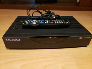 Cogeco tv receiver