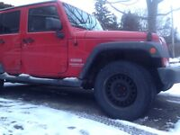 Jeep wrangler sport unlimited 2010