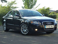 Audi A4 2.0T FSI 2007MY quattro SE Bose Sound 6 CD Changer Parking Aid
