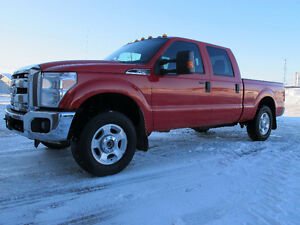 2011 Ford F-250 SuperDuty XLT