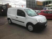2011/11 Renault Kangoo 1.5dCi ML19 dCi 70 DIESEL Van £3195 Inc
