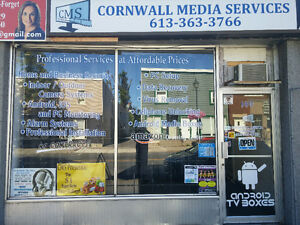 Professional and Affordable Technology Services! Cornwall Ontario image 1