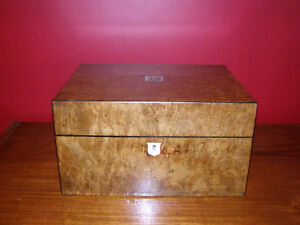 Collection of Antique Boxes - Tea Caddies Lapdesks Knife Boxes London Ontario image 5