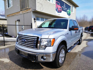 2011 Ford F-150 XTR 4x4, Certified, Accident Free, Single Owner