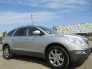 2008 Buick Enclave CXL-AWD-LEATHER-SUNROOF-DVD-HDTV-ONE OWNER