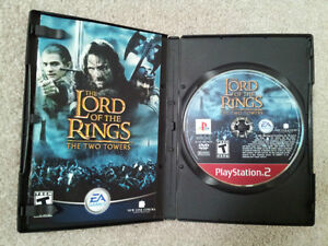 Lord of the Rings: The Two Towers / PS2 London Ontario image 2