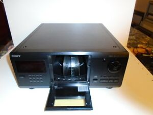 SONY MEGA STORAGE ( 200CD ) COMPACT DISC PLAYER Cambridge Kitchener Area image 2