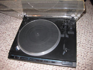turntable JVC direct drive