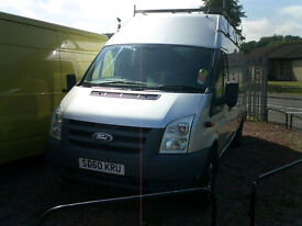 Ford Transit Jumbo Diesel Wood Lined