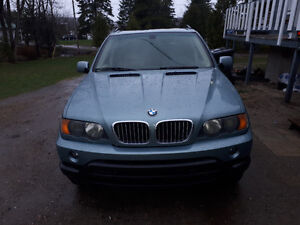 2003 BMW X5 Full VUS