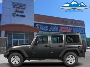 2014 Jeep Wrangler Unlimited Sahara   ACCIDENT FREE, LOADED LEAT
