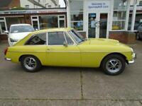 1974 MG B Petrol Manual