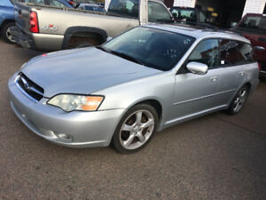 2006 SUBARU LEGACY LOADED PANO ROOF  2995$902-293-6969