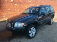 2003 Jeep Grand Cherokee 2.7 CRD Limited 5dr Auto ESTATE Diesel Automatic