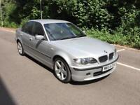 BMW 318 2.0 auto 2005MY i ES LOW MILES 86K FULL SERVICE HISTORY £1299