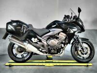 2012 Honda CBF 1000 sports tourer 45 fk ,panniers ,nice budget tourer commuter