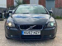 2007 Volvo C70 D5 SE Lux 2dr Geartronic Convertible Alloys Top Spec CONVERTIBLE